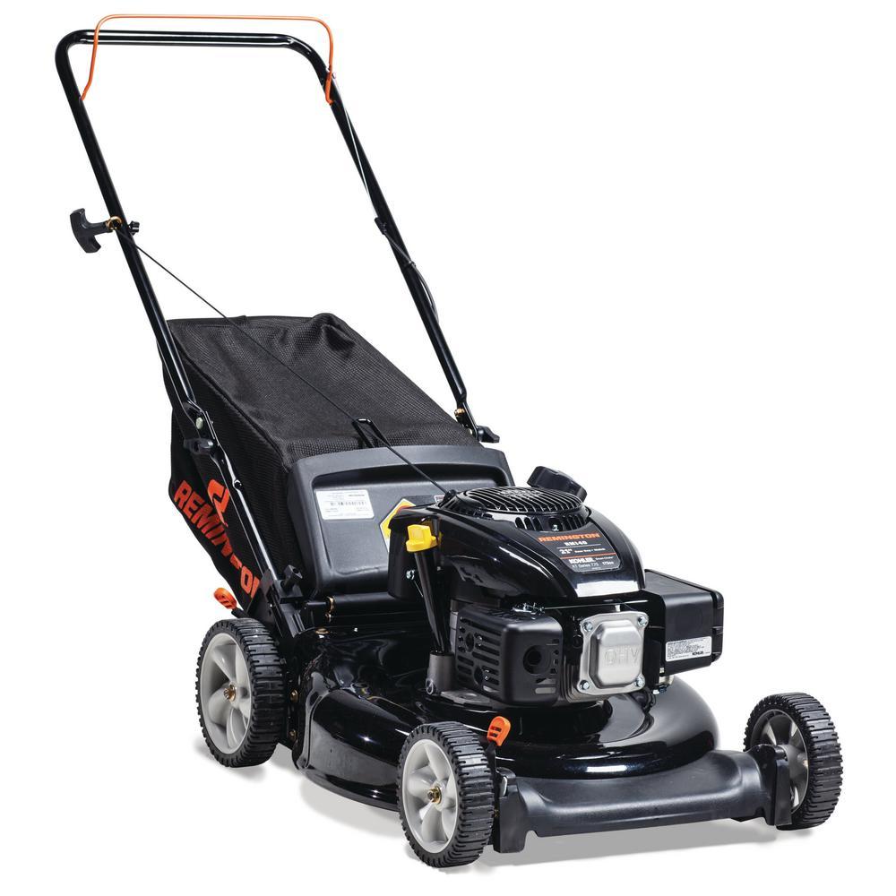 21 in. 173cc Kohler Walk-Behind 2-in-1 Gas Lawn Mower