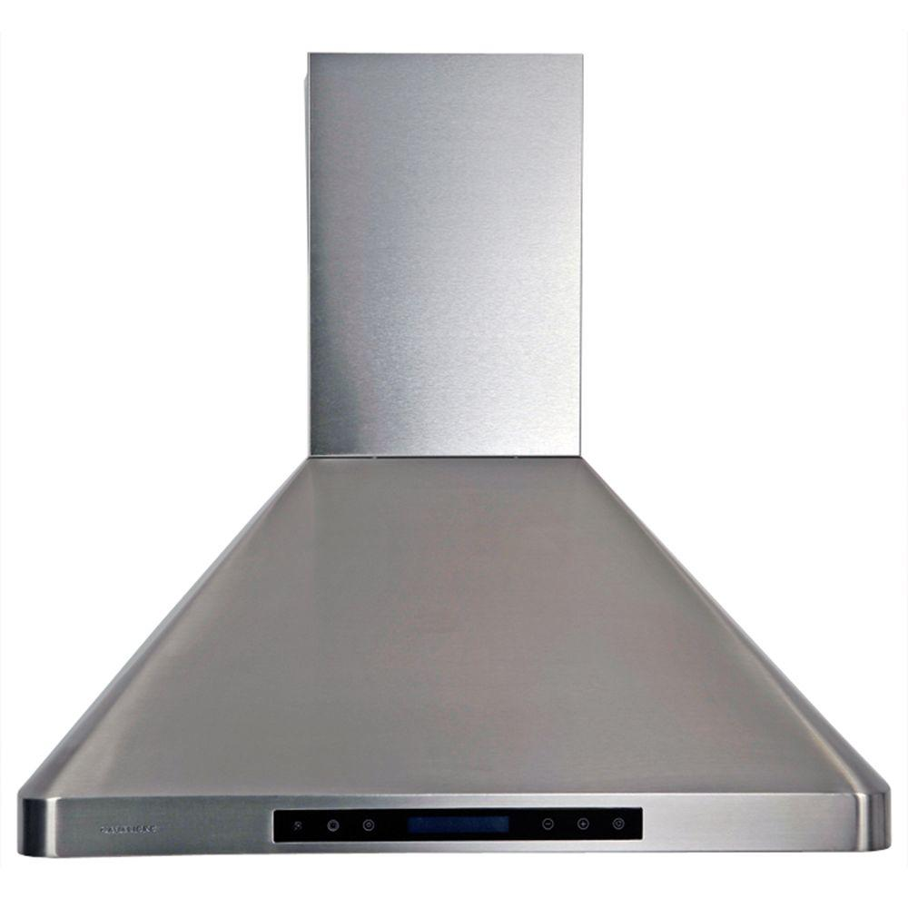 Range Hood In Stainless Steel