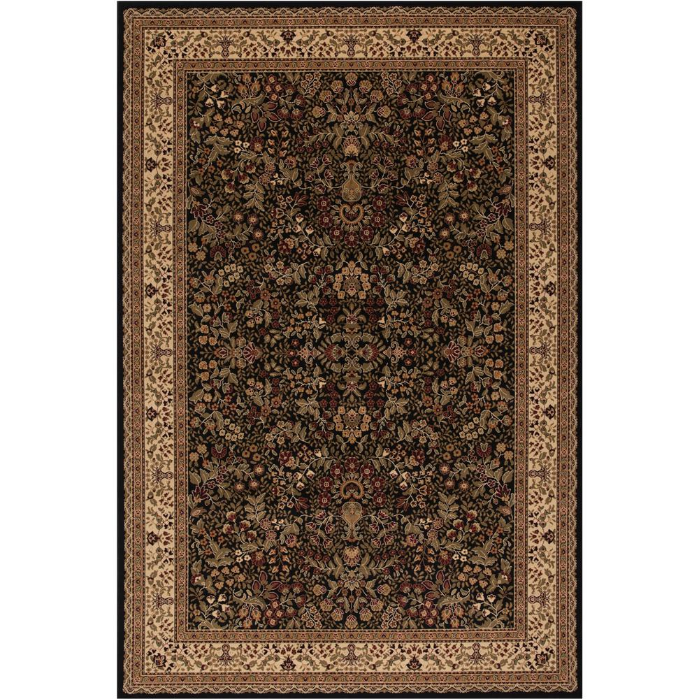 Concord Global Trading Persian Classic Sarouk Black