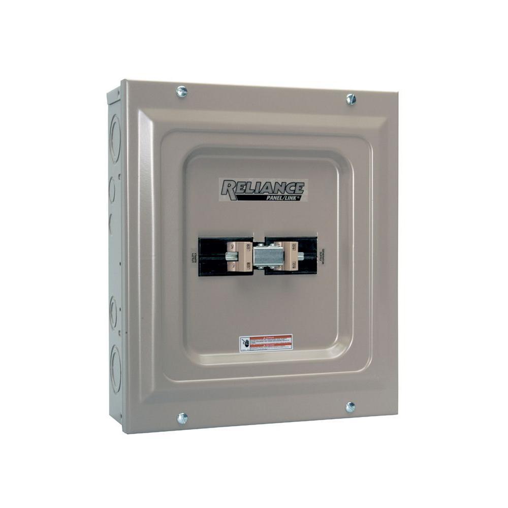 100 Amp Utility / Generator Transfer Switch