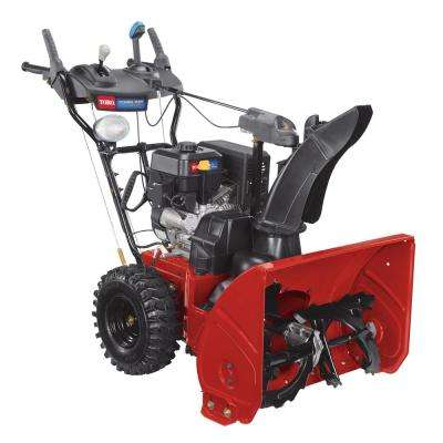Power Max 826 OXE 26 in. Two-Stage Electric Start Gas Snow Blower