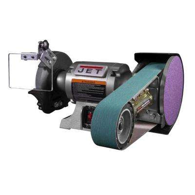 JBGM-8 8 in. Grinder with Multi Tool Att