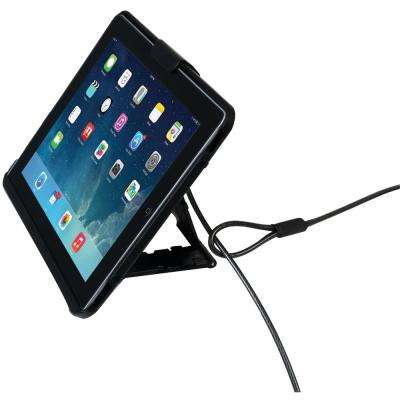 Universal iPad Antitheft Case with Built-In Stand