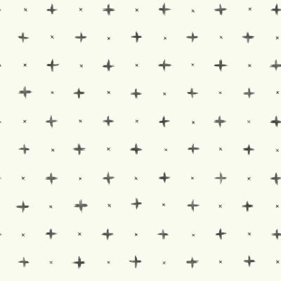 34 sq ft Magnolia Home Cross Stitch Peel and Stick Wallpaper
