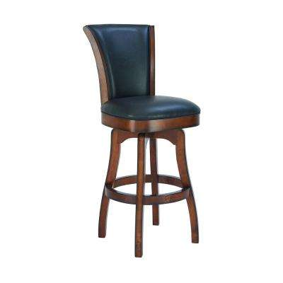 Raleigh 45 in. Brown Barstool
