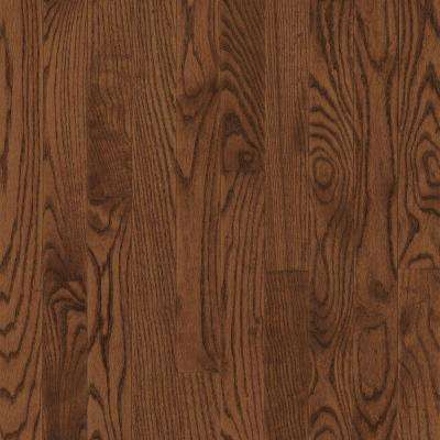 American Originals Brown Earth Oak 3/4 in. T x 5 in. W x Varying L Solid Hardwood Flooring (23.5 sq. ft. / case)