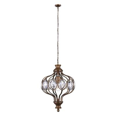 Altair 1-Light Antique Bronze Pendant