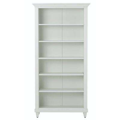 Martin Ivory Open Bookcase