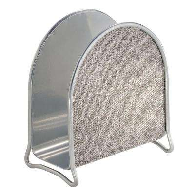 Twillo Napkin Holder in Metallico