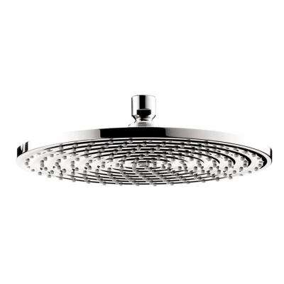 Raindance 240 AIR 1-Spray 10 in. Fixed Shower Head In Chrome