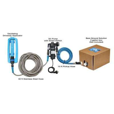1.13 GPM Automated Remote Control Driveway De-Icing System