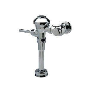 Zurn 1.0 GPF AquaFlush Exposed Flush Valve with Top Spud by Zurn