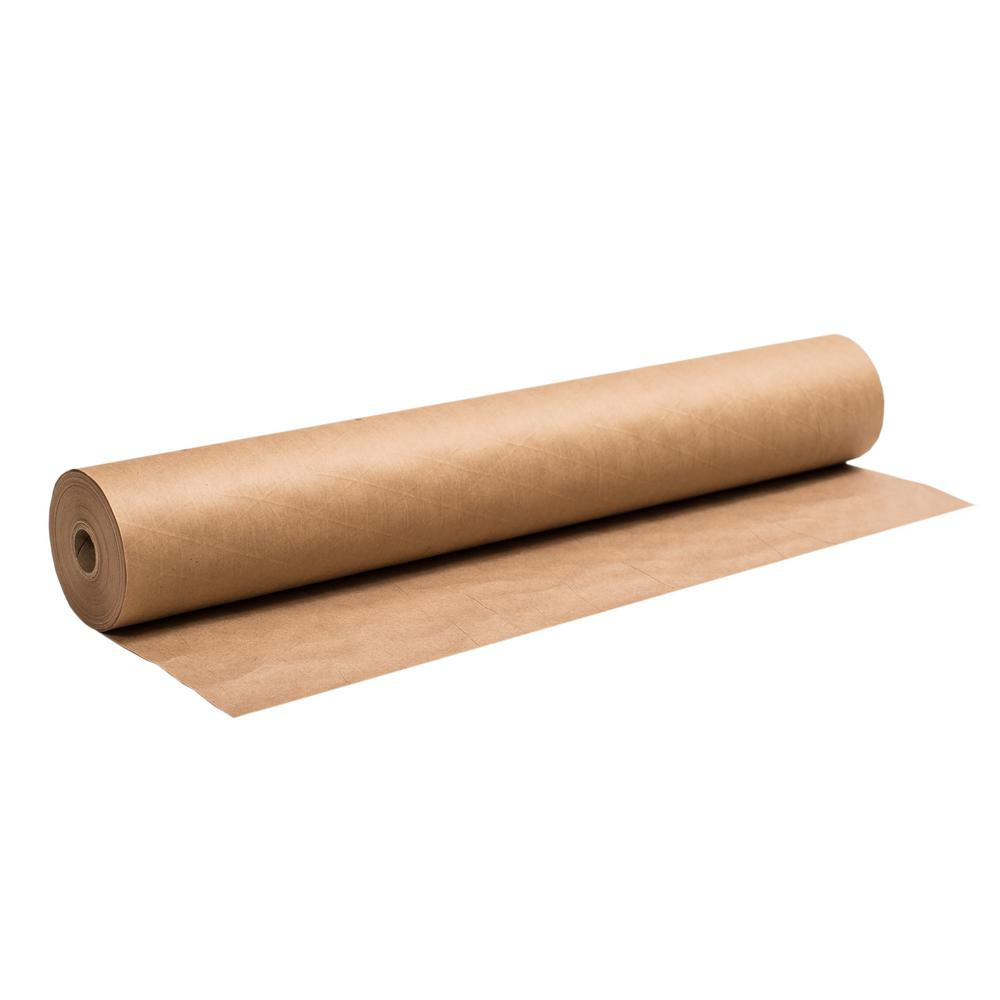 Asphalt Saturated Kraft Paper Home Depot Super Jumbo Tex