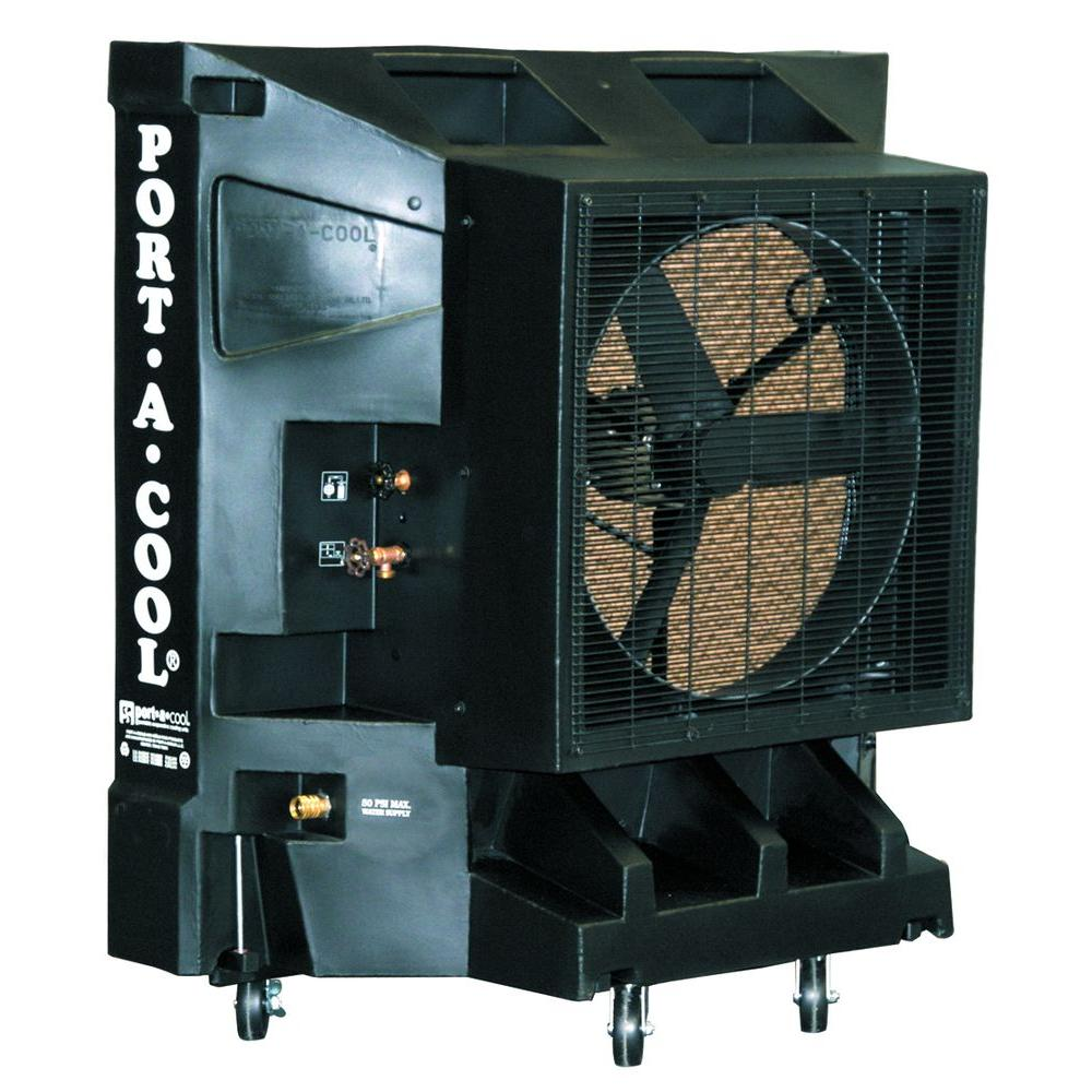 PORTACOOL 6700 CFM Variable Speed Portable Evaporative Cooler for 1800 sq. ft.