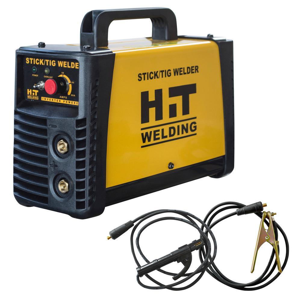 80 Amp 120-Volt TIG / Stick Welder