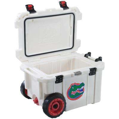 45 Qt. University of Florida Gators Elite Wheeled Cooler