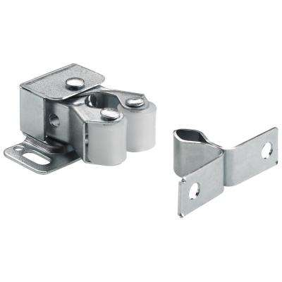 Double Roller Catch with Spear Zinc Plated (1-Pack)  sc 1 st  The Home Depot & Cabinet Latches - Cabinet Hardware - The Home Depot