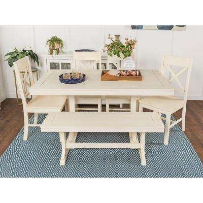 White - Dining Room Sets - Kitchen & Dining Room Furniture - The ...