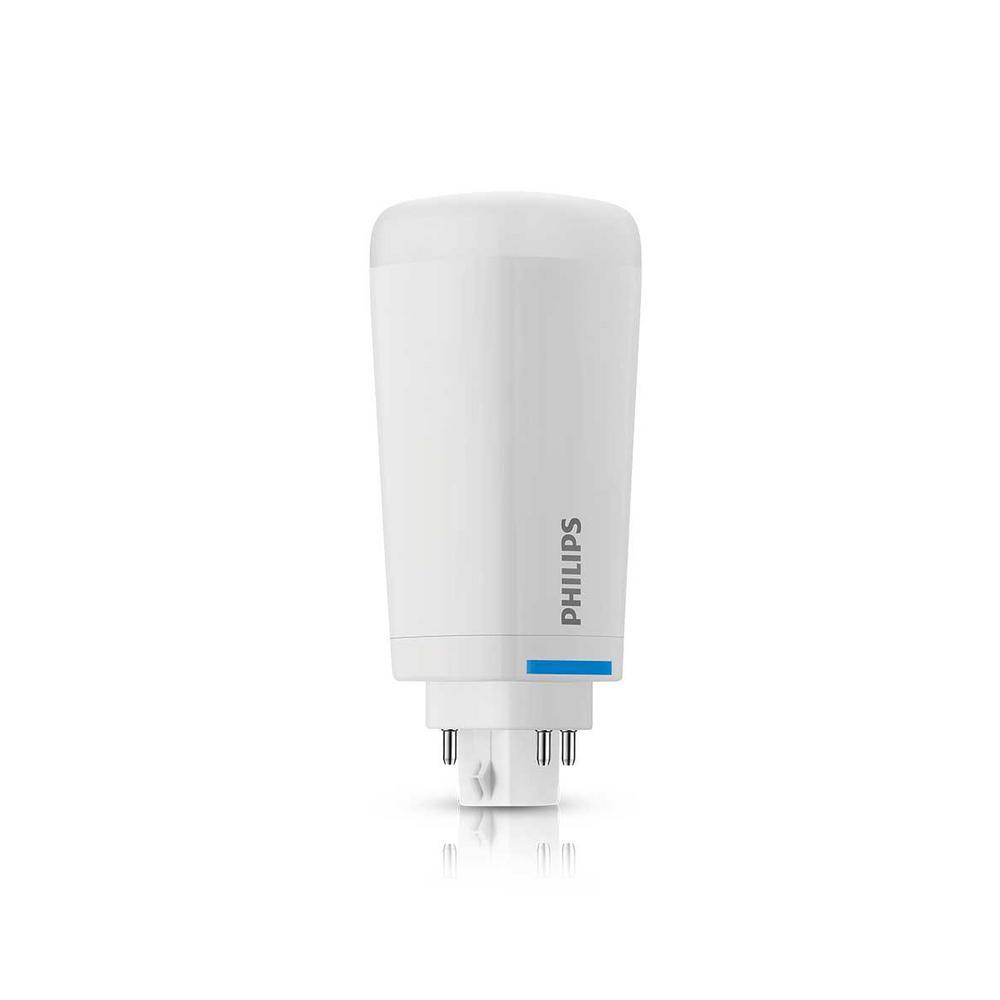 26-Watt Linear LED Light Bulb Equivalent Cool White PL-C/T 4-Pin