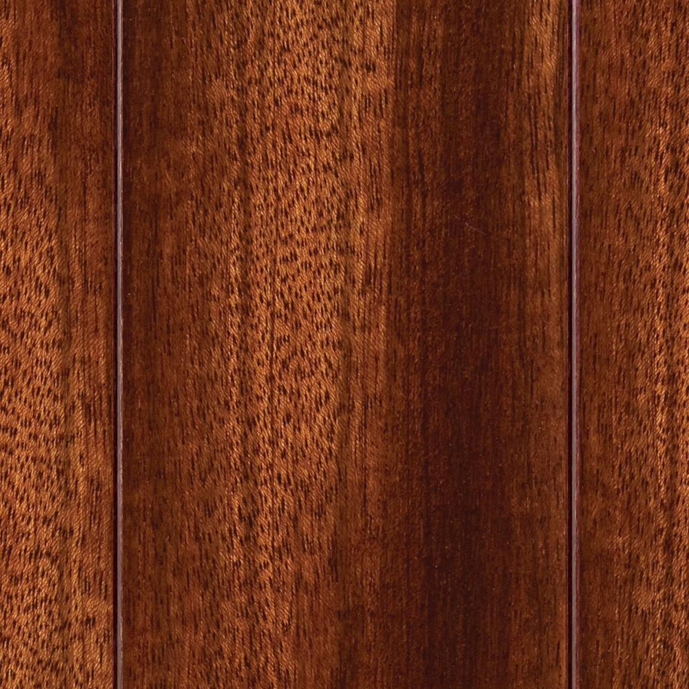 Home legend brazilian cherry 3 4 in thick x 3 5 8 in for Cherry hardwood flooring