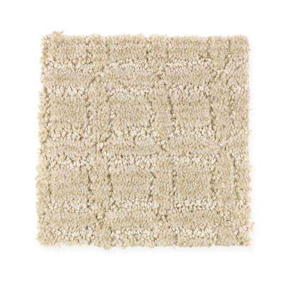 Carpet Sample - New Start I - Color Highway Pattern 8 in. x 8 in.