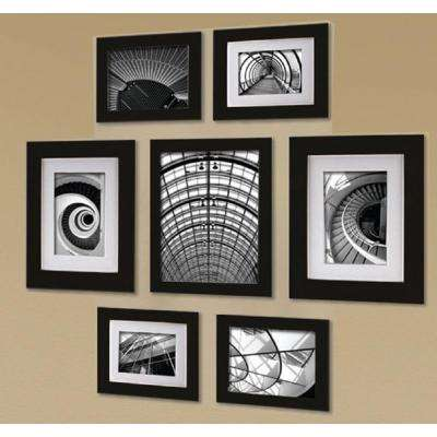 Gallery Wall Set - 9 - Hanging - Wall Frames - Wall Decor - The Home ...