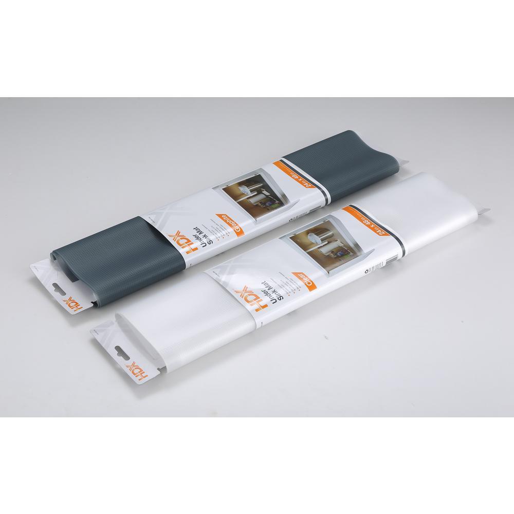 Clear Under Sink Mat Shelf Or Drawer Liner