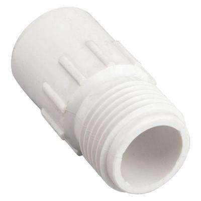 1/2 in. Slip x 3/4 in. MHT PVC Fitting