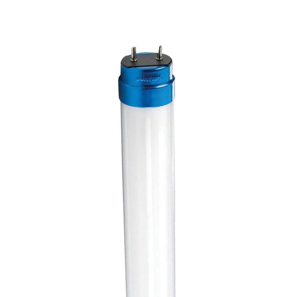 Philips 4 ft. T8 22.5-Watt Daylight (6500K) Linear LED ...