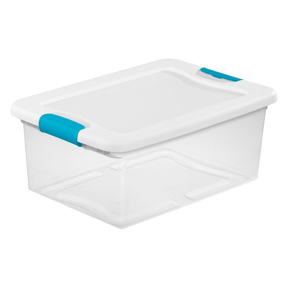 15 Qt. Latching Storage Box