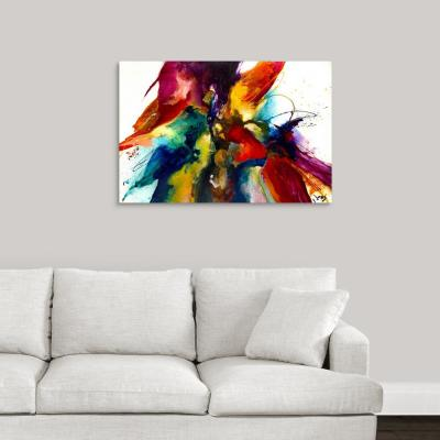 """Flourish III"" by Jonas Gerard Canvas Wall Art"
