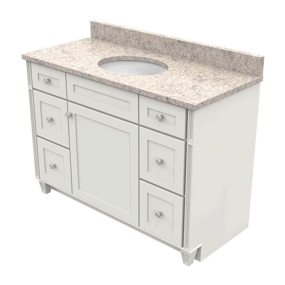toilets vanities sink allen vanity roth bath bathroom faucets kraftmaid sinks cabinets double shower lowes