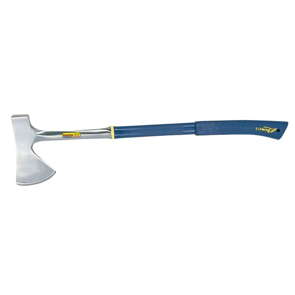 Estwing 26 in. Camper's Nylon-Vinyl Grip Handle Axe