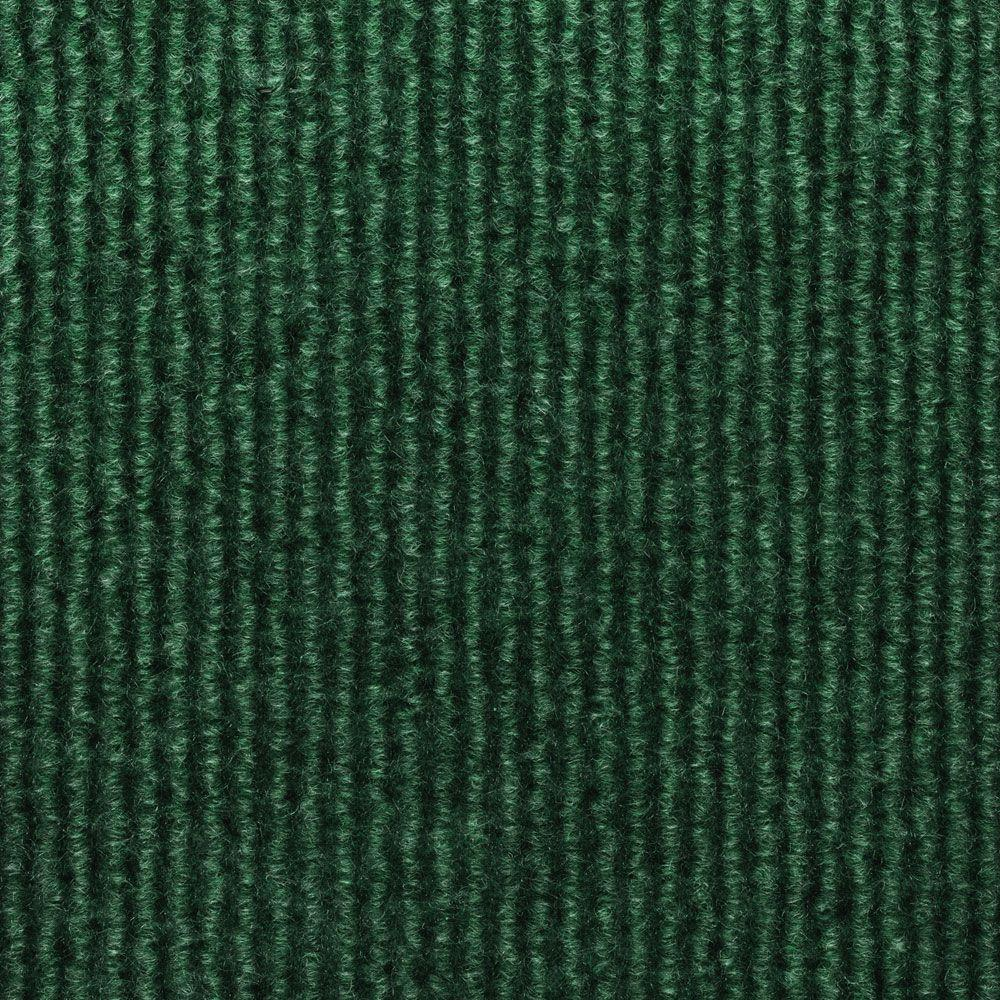 TrafficMASTER Sisteron Leaf Green Wide Wale Texture 18 in. x 18 in ...