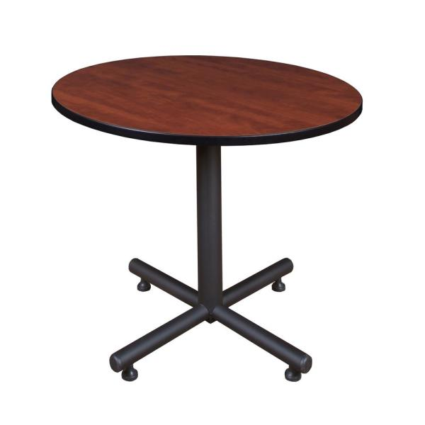 Regency Kobe Cherry 36 in. Round Breakroom Table