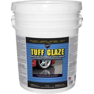 Tuff Glaze 5 gal. C22W Clear High Gloss Waterborne Acrylic Sealer