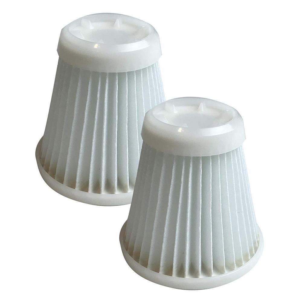 BLACK+DECKER Vacuum Filters Reusable Replacement for BLACK+DECKER Pivot Part PVF100 (2-Pack)