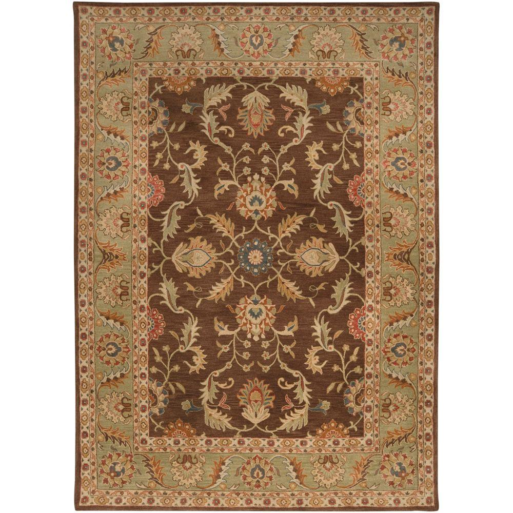 Artistic Weavers John Brown 10 Ft X 14 Ft Area Rug Jhn