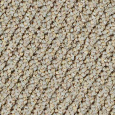 Carpet Sample - After Hours - In Color Shoreline 8 in. x 8 in.