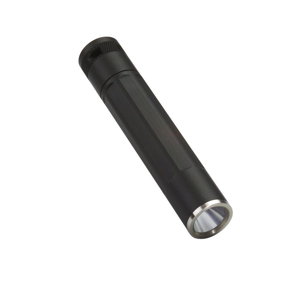 X1 - Black Body 1 AA Alkaline Battery Dual Mode Flashlight