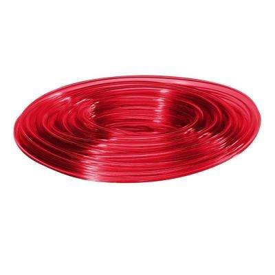 3/16 in. O.D. x 3/32 in. I.D. x 10 ft. Vinyl Micro Fuel Line