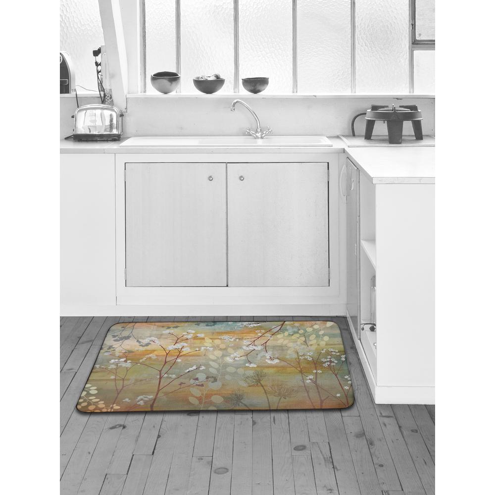 Designer Chef Misty Woods 24 in. x 36 in. Anti-Fatigue Kitchen Mat
