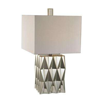 Hearst 26 in. Mirror Table Lamp