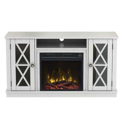 White Modern Fireplace Tv Stands Electric Fireplaces The