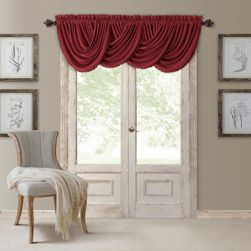 Valance Curtain Two Birds Home