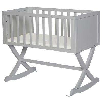 Haven Pebble Grey Cradle