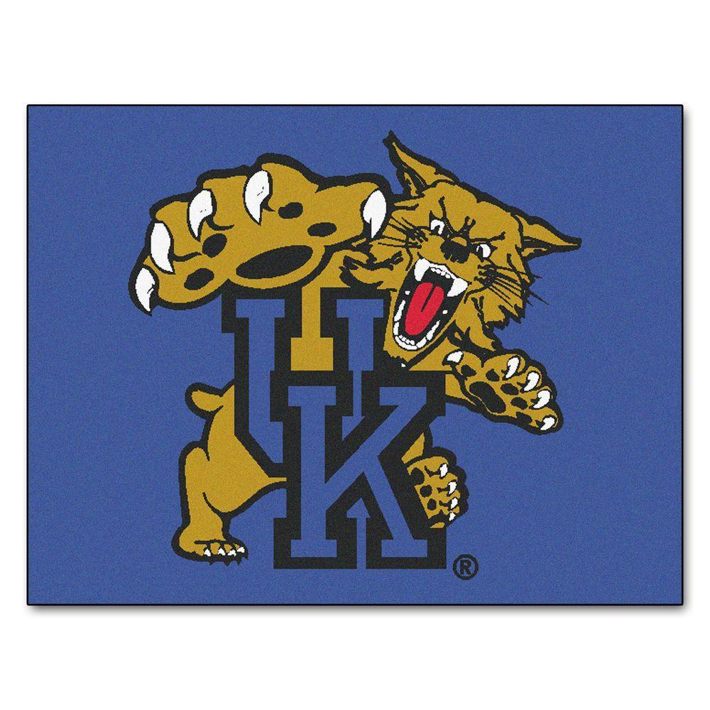 NCAA University of Kentucky Blue 2 ft. 10 in. x 3