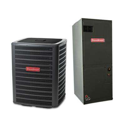 3.5 Ton 14 SEER 37600 BTU R410A Variable Speed Split System Central Air Conditioning System