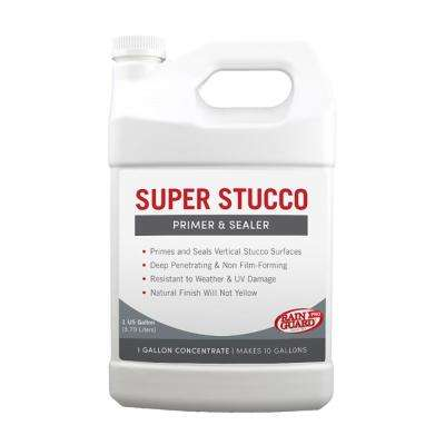 1 gal. Super Stucco Concentrate Penetrating Primer and Sealer