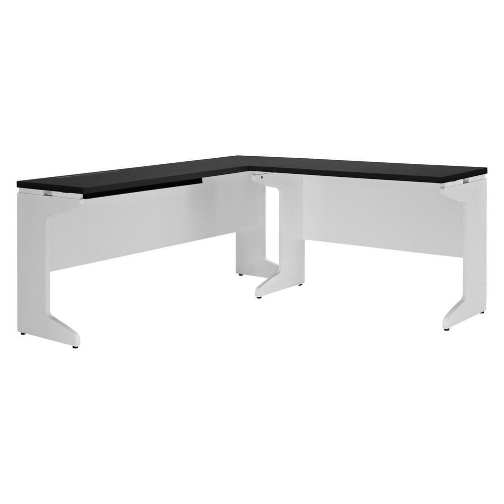 Altra Furniture Pursuit White Desk 9846296
